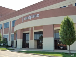 """Medpace is in what used to be GM's """"California"""" Building.  After cars came off the end of the line, those headed for California came here to be fitted with special environmental equipment required by that state"""