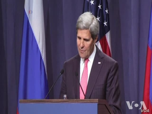 US, Russian Officials to Push for UN Resolution on Deal