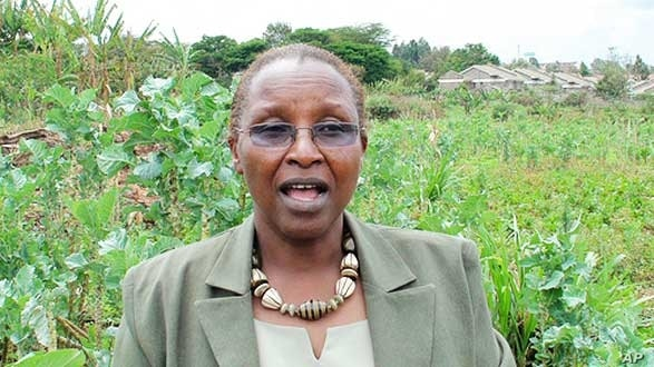 Kenyan agricultural researcher, Prof. Nancy Karanja, is urging African government to move fast to fund the continent's city farmers