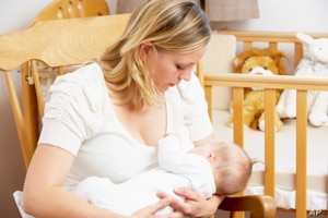 A vast majority of US newborns are breastfed, but it doesn't last long.