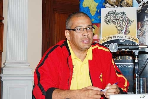 The ANC is sure that its candidate, veteran union leader Tony Ehrenreich, will be the next mayor of Cape Town