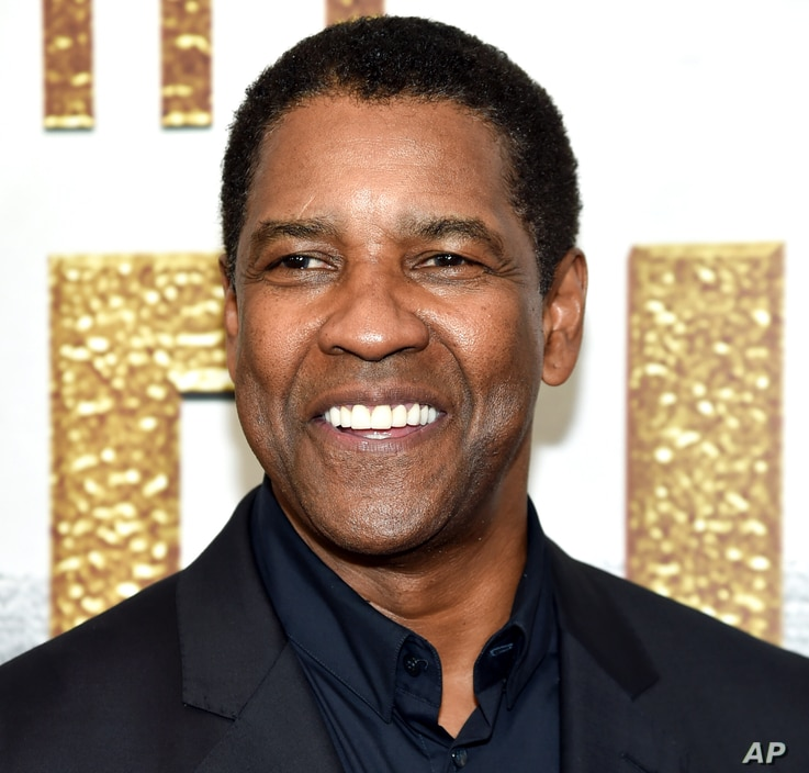 """Actor Denzel Washington attends a special screening of """"The Magnificent Seven"""" at The Museum of Modern Art, Sept. 19, 2016, in New York."""