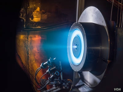 A solar electric propulsion system could be the technology that gets humans to Mars
