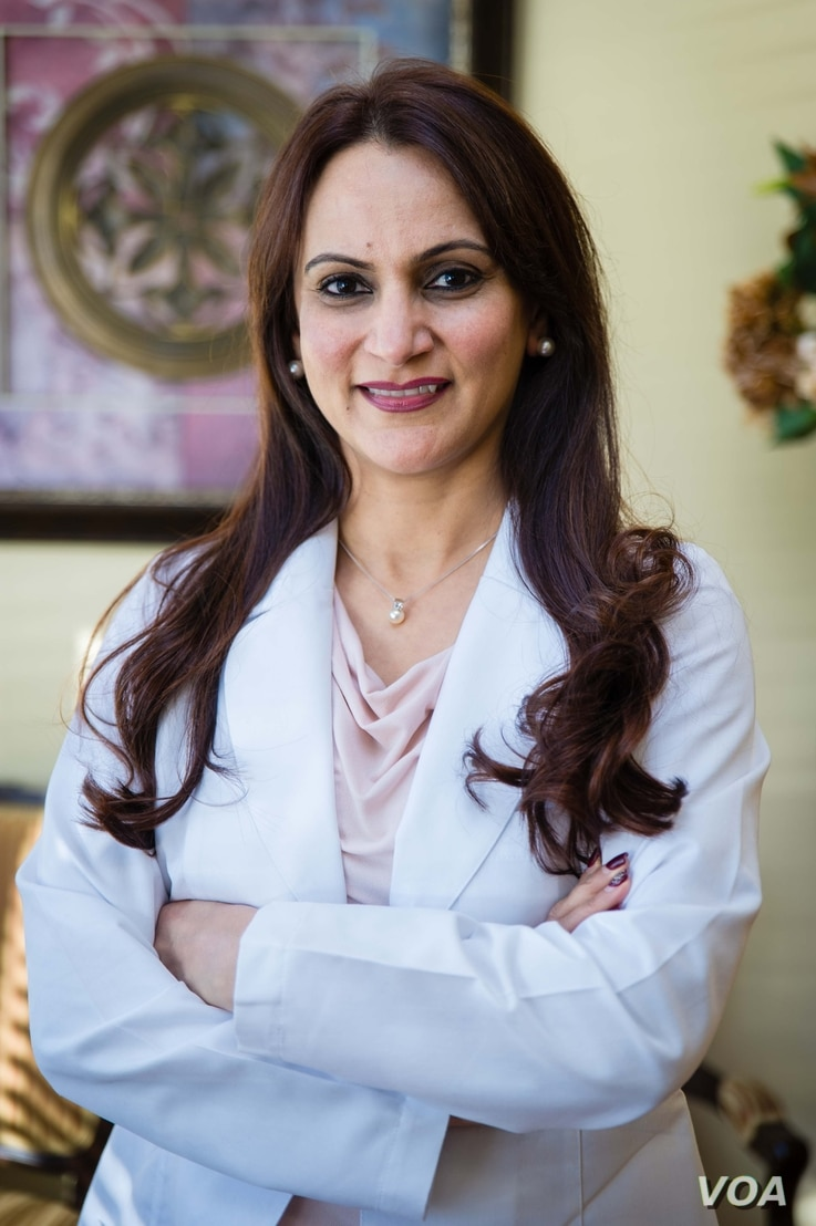 Pushpinder Kaur, who runs her own dental clinic in New Jersey, first studied dental surgery at an Indian institution before graduating from New York University in 2002.
