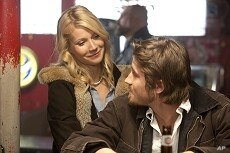 Gwyneth Paltrow and Garrett Hedlund in scene from COUNTRY STRONG