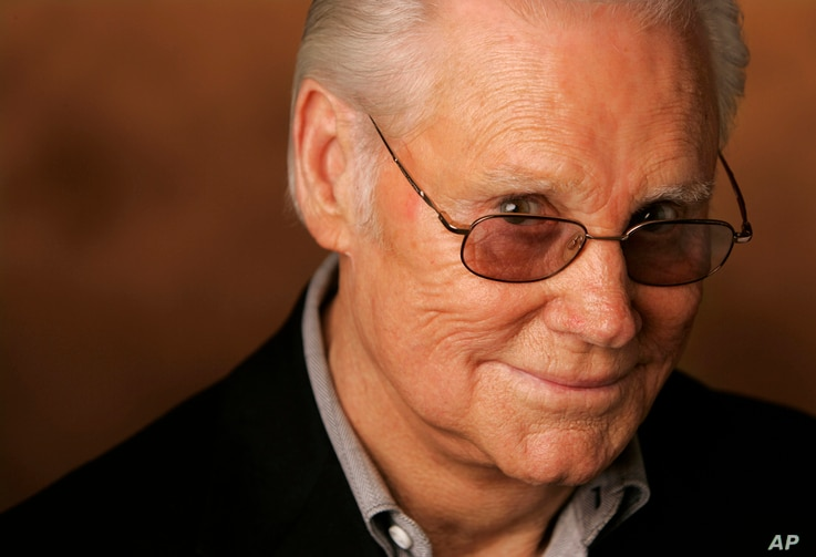 FILE - George Jones is shown in Nashville, Tenn., Jan. 10, 2007