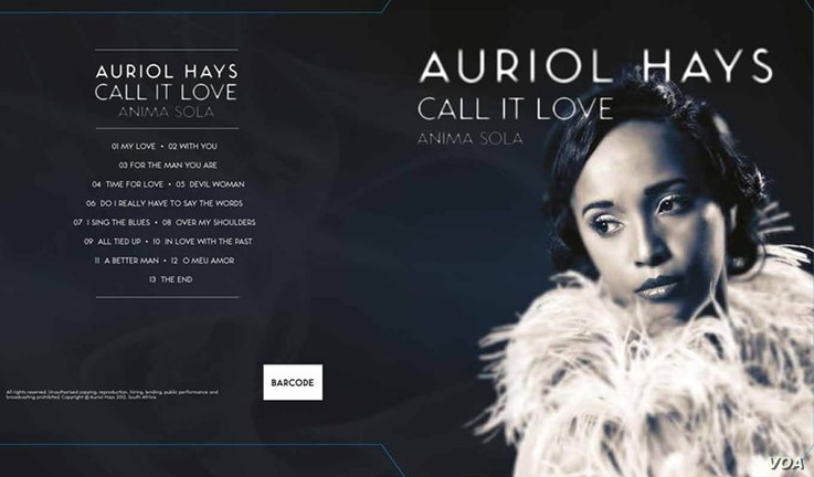 Auriol Hays' second album is a mix of different musical styles and influences (Courtesy Auriol Hays)