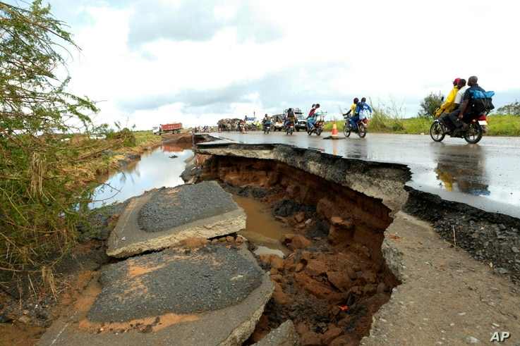 Some hundreds are dead, many more still missing and thousands at risk from massive flooding across the region including Mozambique, Malawi and Zimbabwe caused by Cyclone Idai.