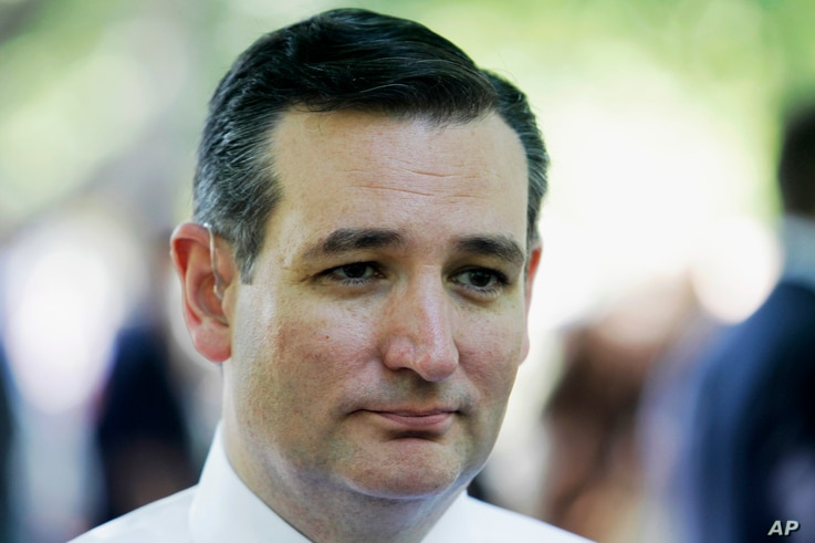 Republican Presidential candidate, Sen. Ted Cruz, July 23, 2015.