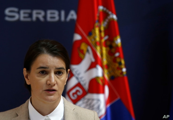 Serbia Kosovo Tension