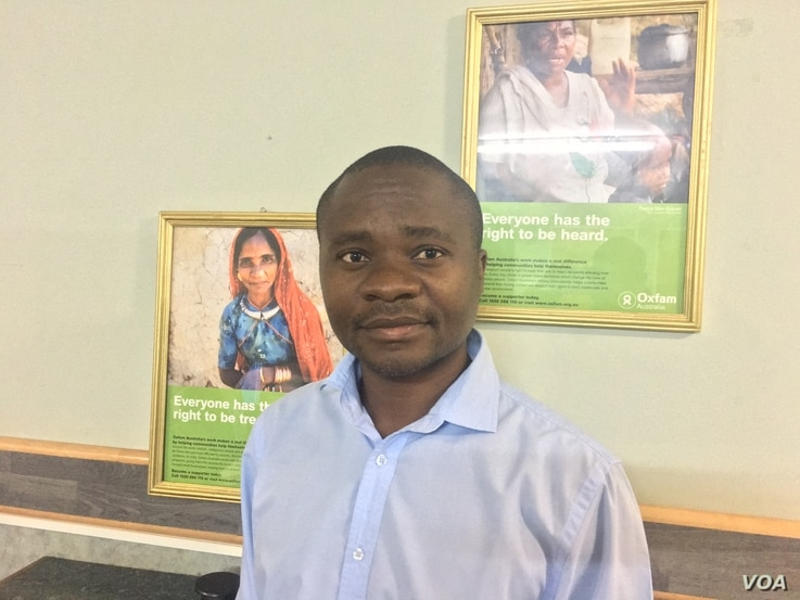Machinda Marongwe, the director of Oxfam in Zimbabwe urges other aid groups to come in to ease the typhoid and other water borne diseases in the southern African country. His organisation has started distributing water treating chemicals to fight typ...