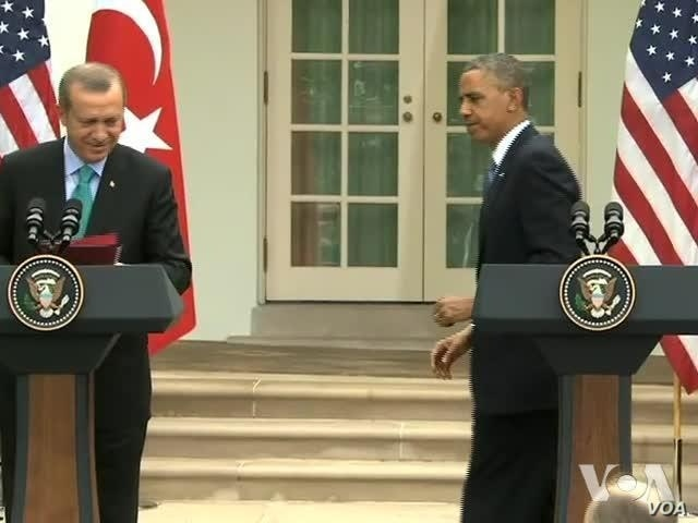 Obama, Erdogan: Assad Needs To Go