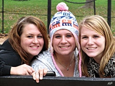 These New Jersey girls are thankful for family and friends