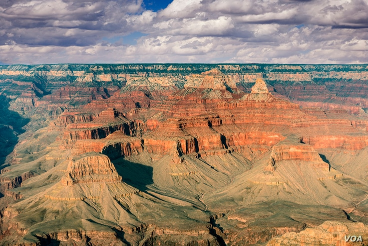 The Grand Canyon, Grand Canyon National Park in Arizona (Carol M. Highsmith, Library of Congress Collection)