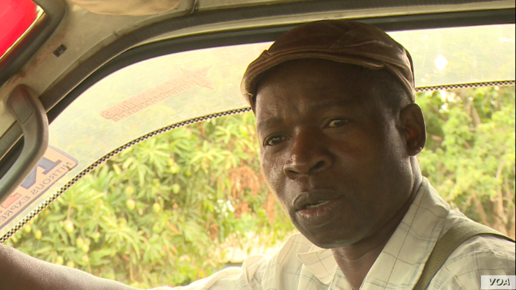 Stanford Chigwedere, a public transport driver in Harare says he is against the idea of new traffic fines because casualties on Zimbabwe's roads are not caused by bad driving alone.