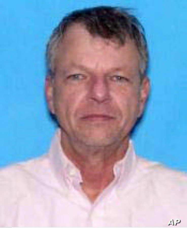 Lafayette, La., authorities have identified John Russel Houser as the gunman who opened fire in a movie theater, July 23, 2015.