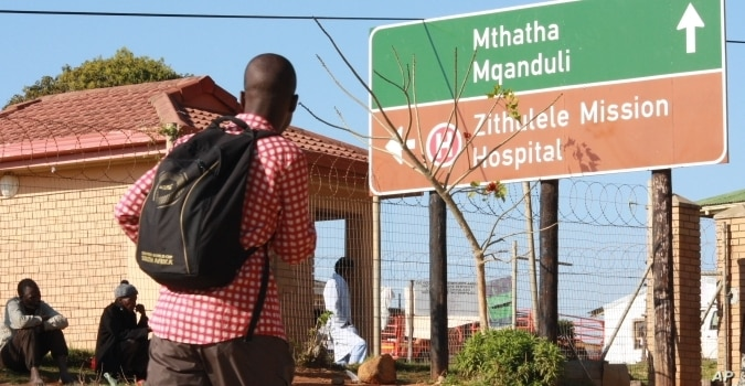 Patients must walk very long distances to get to Zithulele Hospital, but once they're there they're treated with compassion and care