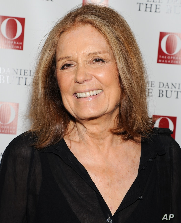 """Gloria Steinem attends a special screening of  """"Lee Daniels' The Butler"""" at Hearst Tower, July 31, 2013 in New York."""