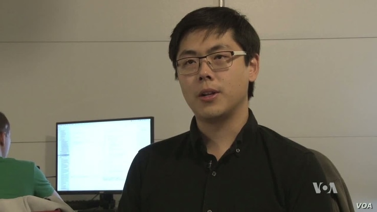 Ray Wu, an engineer who went to the Massachusetts Institute of Technology, co-founder of  Wynd Technologies.