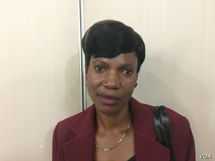 Maliyaziwa Malunga says she was stuck in several court cases, her health deteriorated because of the stress she went through after losing her husband in 2013.  She says some relatives of her husband physically assaulted her, Harare, Zimbabwe, Jan. 24...