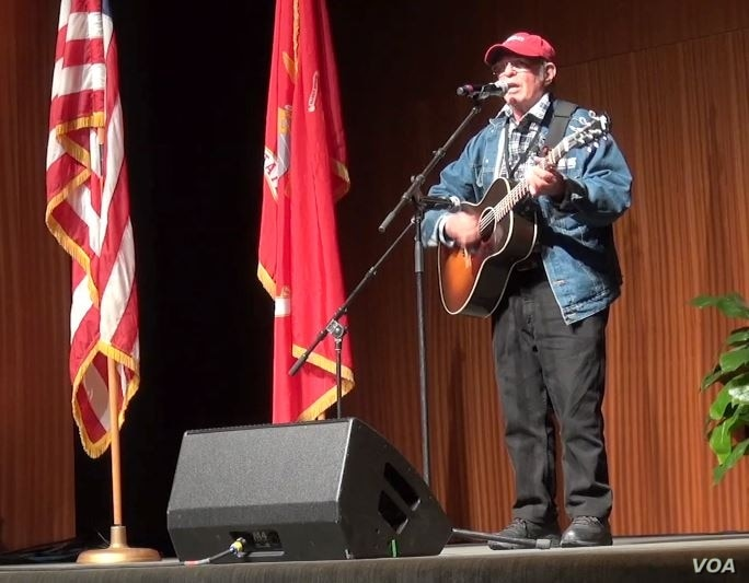 When Country Joe McDonald sang his anti-Vietnam war protest song, I Feel Like I'm Fixin' to Die Rag, at the Woodstock Festival in upstate New York in August 1969, it drew loud cheers and soon became one of the main anthems of the anti-war movemen...