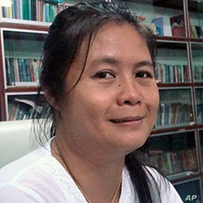 Eh Thwa, Mae Tao Clinic Training manager