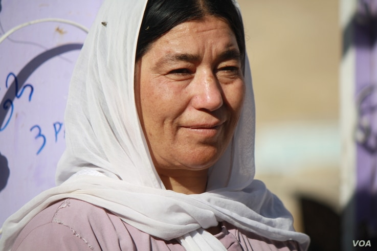 Islamic State militants have kidnapped, beaten, raped and killed Yazidi women by the thousands in Sinjar, Iraq on Nov. 14, 2016. (Photo: H.Murdock/VOA)