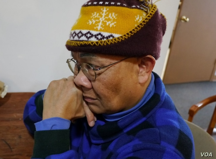"Hoeun Hach survived the Khmer Rouge genocide and arrived in the United States in 1981. He was featured in ""Follow the Moon"" radio documentary by Greg Barron. (Courtesy photo of Greg Barron)"