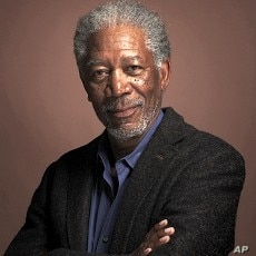 Academy Award® winning actor Morgan Freeman narrates the IMAX® film Born to be Wild 3D. Photo courtesy of Warner Bros. Pictures.