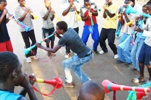 African music expert Pedro Espi-Sanchis has formed the world's first and only Vuvuzela Orchestra, to prove it's able to make great music