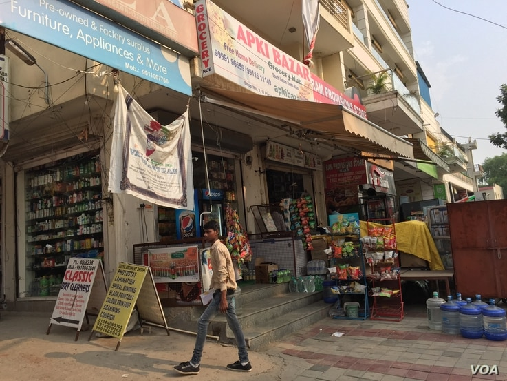India's retail trade is dominated by millions of mom and pop stores but they fear that Walmart's entry in the retail place will make them uncompetitive.
