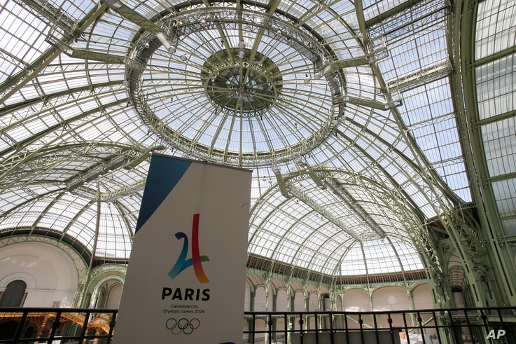 The Grand Palais could be the venue for fencing and Taekwondo if Paris is picked to host either the 2024 or 2028 Olympic Games.