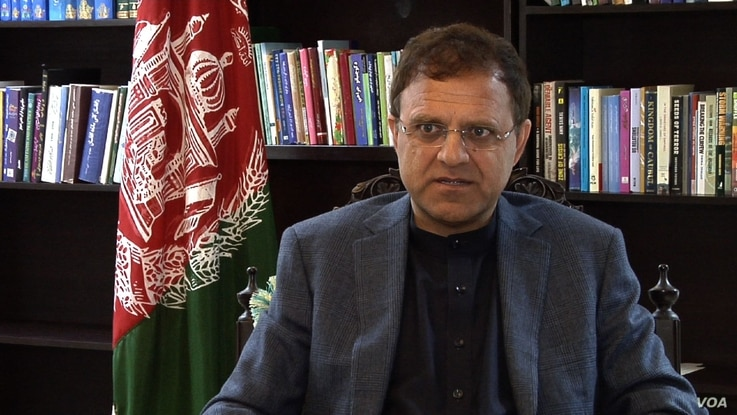 Afghanistan's newly appointed ambassador to Pakistan, Omar Zakhilwal, speaks to VOA in Islamabad.