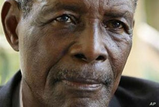 Jean-Marie Dore is Guinea opposition's candidate for prime minister.