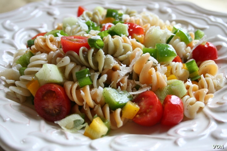 A new study claims pasta is not fattening if eaten in moderation and along with other staples of a Mediterranean diet.