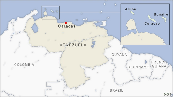 Venezuela and the ABC Islands