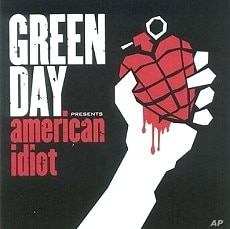 Green Day's 'American Idiot' CD