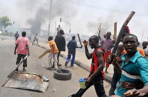 Nigerian Civil Society Urges Calm in Wake of Electoral Violence