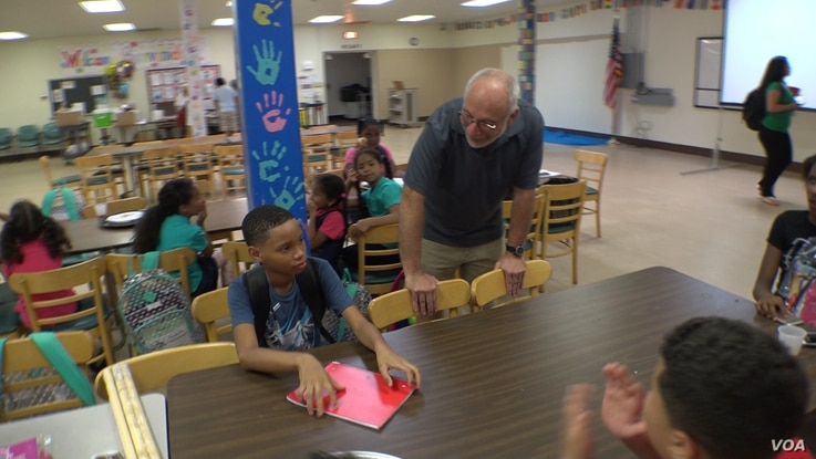 Bob Curry is the cofounder of the Hazleton Integration Project (HIP) in Hazleton, Pennsylvania, which runs after school programs for more than 1,000 children weekly. Curry says the center is a place that helps children from all backgrounds.