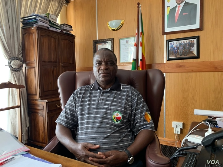 Obio Chinyere, managing director of the Traffic Safety Council of Zimbabwe, says major causes of road accidents include speeding and lack of discipline.