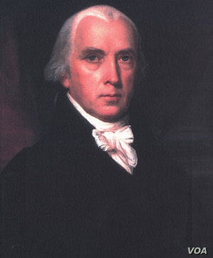 """James Madison's story is often lost when the deeds of other """"founding fathers"""" are recounted. A deep thinker and prolific writer, he wasn't much of a self-promoter. (The Montpelier Foundation)"""