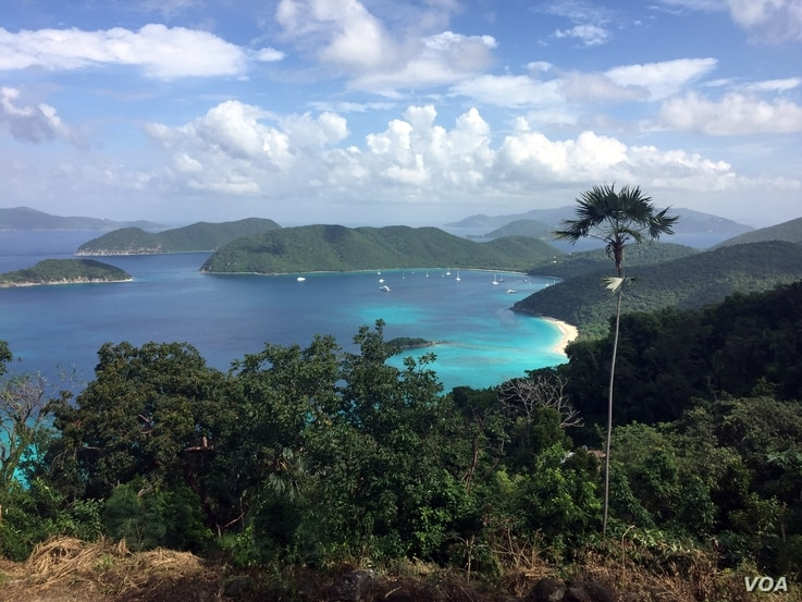 Mikah said visiting the Caribbean was a transformative experience for him.