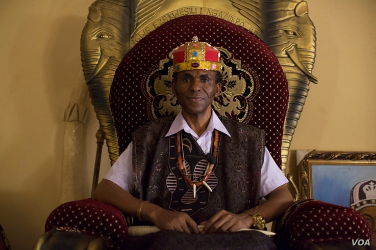 Christopher Ejiofor, a traditional king, known as an igwe, in his community in the southeastern state of Enugu. During the war, he served as the aide-de-camp to Chukwuemeka Oujwku, a military office and the leader of Republic of Biafra. Ejiofor told ...