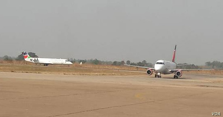 As part of a Chinese-funded project to upgrade Juba International Airport in South Sudan, the runway will be extended to 3,100 meters.