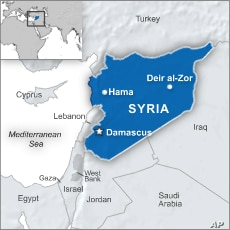 At Least 34 Dead Following Protests in Syria