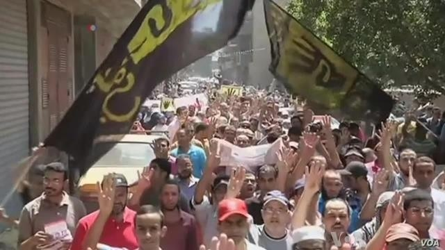 Crackdown Affects Cairo Protests