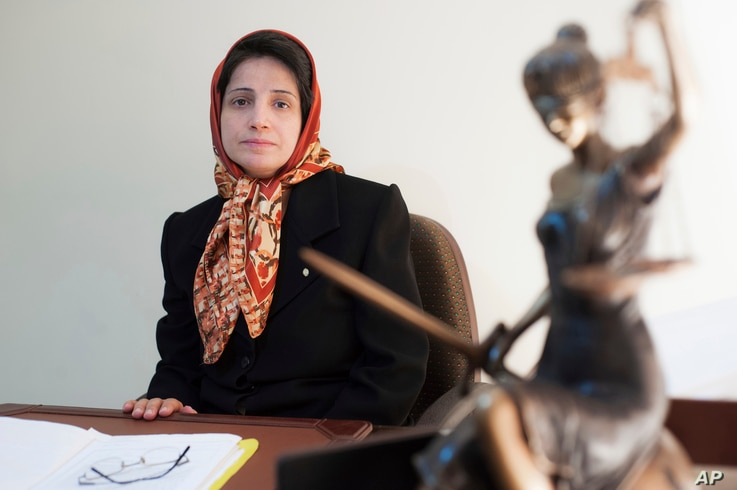 Iran Lawyer Convicted