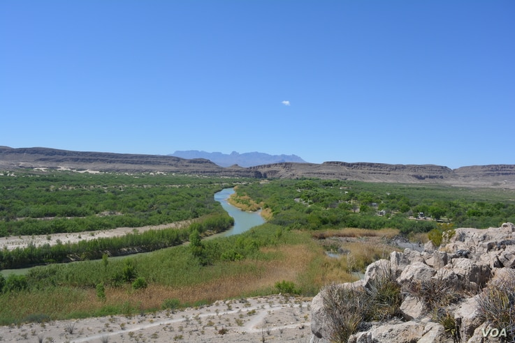 Big Bend National Park has a diverse ecology, from hot, dry desert to cool mountains, and a fertile river valley.