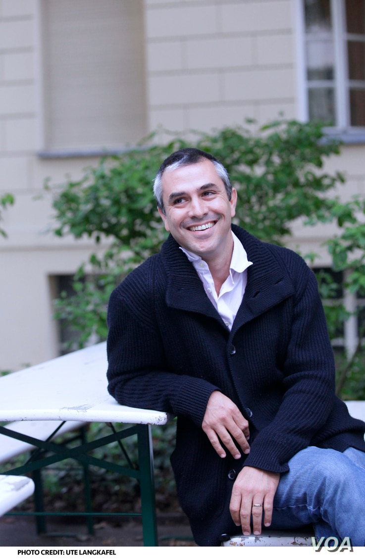 Playwright and director Amir Nizar Zuabi grew up in the predominantly Arab city of Nazareth in Israel, and is considered one of the leading theater directors in the Middle East.