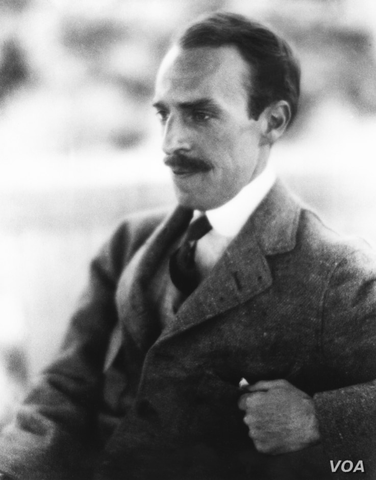 Portrait photo of Duncan Phillips, founder of The Phillips Collection in Washington. (Courtesy The Phillips Collection)